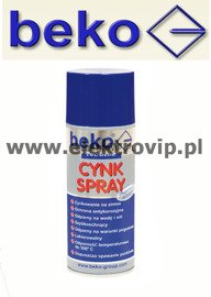 CYNK BEKO 400ml DO 500 STOPNI SIEDLCE FV